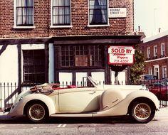 1936 Lagonda V-12 Drophead Coupe