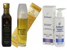Bio arganový komplet priamo z Maroka Amy, Dead Sea Minerals, Omega 3, Argan Oil, Shampoo, Personal Care, Bottle, Beauty, Virgos