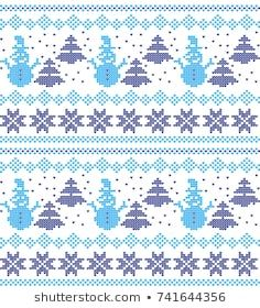 Winter Holiday Knitting Pattern with a Christmas Trees. Knitting Patterns Free, Free Knitting, Christmas Knitting, Sweater Design, Winter Holidays, Christmas Trees, Quilts, Texture, Blanket