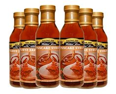Walden Farms Calorie Free, Carb Free Maple Syrup 6 Bottles-- 12 Oz Each * Haven't you heard that you can find more discounts at this image link : Baking supplies