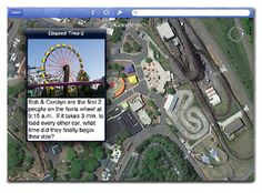 Google Earth Walks connects students to real world learning challenges.  Visit http://GoogleEarthWalks.com for more!