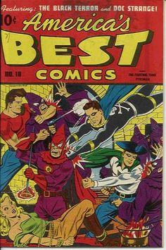 Image result for america's best comics the fighting yank