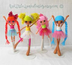 Lalaloopsy Girls Clothes  Custom Tutu  by AndLittleLambsEatIvy, $5.00
