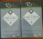 ♦→ Touch Organic EARL GREY  TEA  LOT OF TWO  24  TEA BAGS EACH #TE http://ebay.to/2d6tOey