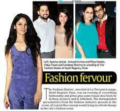DNA_13 May_Pg 2_Unveiling of the fashion diaries