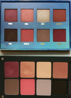 sept27's album of the Lime Crime Venus and the Inglot Dupe!