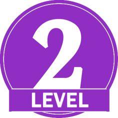 Pin Level 2 on Pinterest