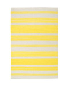"""""""Puhalo"""" Stripe Rug by Genevieve Gorder at Horchow."""