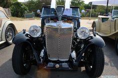 2015 Texas All British Car Days show
