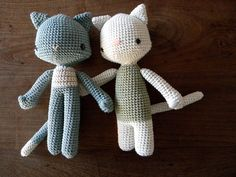 2 cute Cats