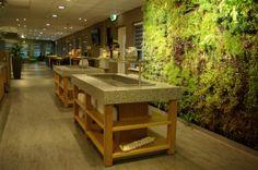 Albron, bedrijfsrestaurant, company canteen, restaurant design, Horequip