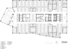 Office Plan, Office Workspace, Furniture Layout, Floor Plans, Flooring, How To Plan, Architecture, Offices, Showroom