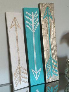 Vintage Arrows Top Seller by BlueTimberSignCo on Etsy