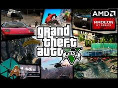 Gta 5 in amd sapphire r7 240 1 gb ddr 5 / part 2 - YouTube