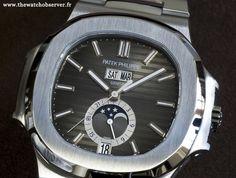 Montre Patek Philippe Nautilus Réf 5726/1A-001 http://www.thewatchobserver.fr/photos-montres/photos-redaction/patek-philippe-collection-2012-montres-hommes-86?thumb=5#