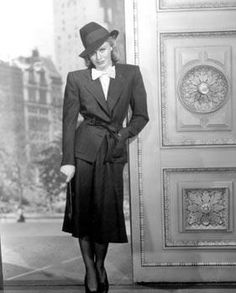Ginger Rogers in Fifth Avenue Girl!  love this look....