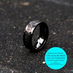 Promise Band, Promise Rings For Guys, Rings For Men, Tungsten Jewelry, Tungsten Mens Rings, Wedding Men, Wedding Bands, Meteorite Ring, Anniversary Bands
