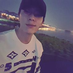 - IG] Riding a bicycle, an outing at Han river trans: youngmineekkeo/ Boyfriend Photos, Kim Dong, Best Friends, Handsome, T Shirts For Women, Photo And Video, Guys, Instagram, Babies