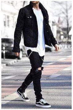 Trendy Mens Fashion, Mens Fashion Suits, Fashion Menswear, Men's Fashion, Men's Street Fashion, Work Fashion, Urban Fashion Men, Winter Fashion, Fashion Styles