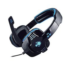 Bluesky Stereo Gaming Headphone Headset with Microphone (Blue) Bluesky http://www.amazon.com/dp/B00LNTOZZS/ref=cm_sw_r_pi_dp_lsWtub0E9GRZE