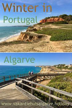 Een gemiddelde winterdag in de Algarve in Portugal voelt eigenlijk gewoon alsof het lente is. De Algarve is een heerlijke plek om te overwinteren of gewoon een week of twee op wintervakantie te gaan. #Algarve #Portugal #overwinteren #wintervakantie Algarve, Portugal, Om, Beach, Water, Pretty, Outdoor, Posters, Gripe Water
