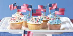 11 Cupcake and Cake Recipes You Need to Try This 4th of July