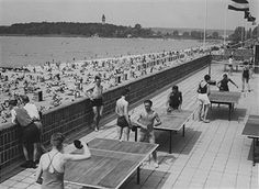 Freibad Wannsee 1935