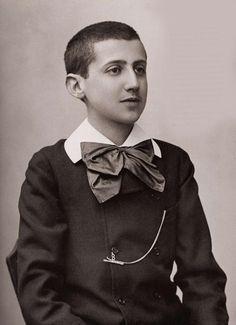 Marcel Proust-Foto Nadar 1887