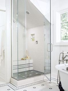 Image result for showers under the stairs