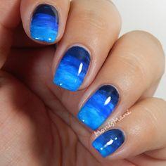 blue ocean gradient