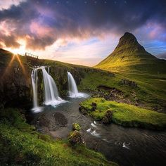 Kirkjufell Iceland  Photography by @sean_ensch_images       #travel #Instatravel #travelgram #trip #traveling #travelinggram #tourist #tourism #vacation #adventure #tagsforlikes  #instagood #instadaily #instapassport #bestoftheday  #wanderlust  #traveltheworld #amazing  #aroundtheworld #getaway #beautiful #beauty #ourplanetdaily #nature #instamood #nofilter #lonelyplanet #worldtravelpics #thegreatoutdoors #thisiswow by this.is.wow