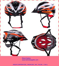 direct factory supply the wholesale price AU-B04 bicycle helmet,our website is:www.helmetsupplier.com Bicycle Helmet, Website, Cycling Helmet