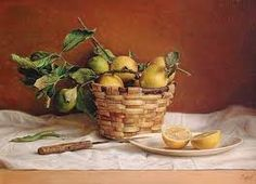 Resultado de imagen de bodegones de frutas