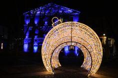 https://flic.kr/p/PeBcjU | Sète, illuminations 2015 | Réalisation Leblanc Illuminations, LED - Déc. 2015