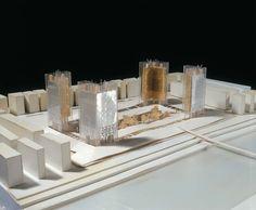 Architecture, Paris, Arches, Centre, Public, Management, Arquitetura, Architecture Illustrations, Architects
