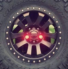 3rd Brake Light Spare Tire LUG KIT Fits Jeep Wrangler JK TJ YJ CJ Universal   eBay