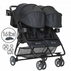 The ultimate guide to finding the best double stroller for Toddler and Infant. Check our site to choose right the best double stroller for your babies. Double Stroller For Twins, Double Stroller Reviews, Best Double Stroller, Single Stroller, Baby Jogger Stroller, Twin Strollers, Best Baby Strollers, Travel Stroller, Bebe