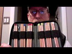 Caran d'Ache Luminance Pencil Review - YouTube  Caran d'Ache is hands down my favorite brand that is lightfast artist grade materials. Period. Martha Smith