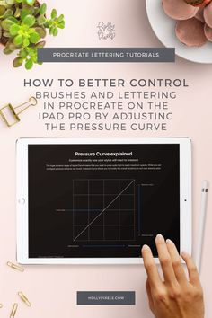 procreate-pressure-curve-to-better-control-lettering-in-procreate-pinterest