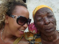 AFRICAN WOMEN IN CINEMA BLOG: FESPACO 2013 - Claude Haffner : Noire ici, blanche là-bas | Footprints of My Other