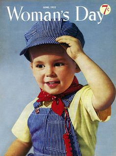 1952 - Woman's Day by clotho98, via Flickr