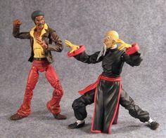 Black Dynamite vs. Fiendish Dr Wu