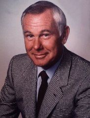 Johnny Carson - he was part of my bedtime routine for 30 years. I'd love to hear what he'd have to say about politics today.