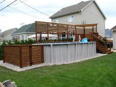 Pergola Patio, Backyard, Patio Plan, Deck, Outdoor Living, Outdoor Decor, Cool Pools, Garage Doors, Shed