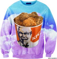 The only thing that would make this sweatshirt better would be some serious bedazzling.