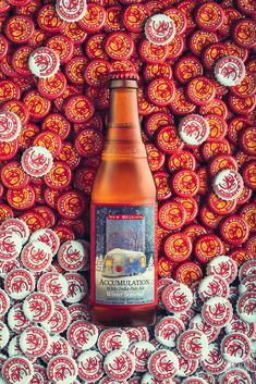 New Belgium Accumulation White IPA. Product photo by JMVDIGITAL. #beer #studio #advertising