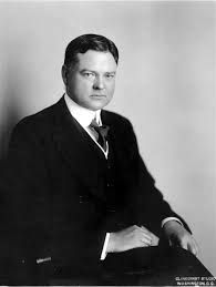 Herbert Hoover (August 10, 1874 – October 20, 1964) an American politician who served as the 31st US President from 1929 to 1933 during the Great Depression.