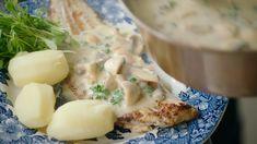 Zeetong met garnalen en aardappelen | Dagelijkse kost