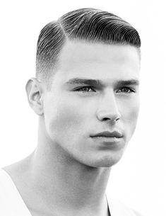 American Crew – Men's Hairstyles and Beard Models Barber Haircuts, Cool Haircuts, Haircuts For Men, Hairstyles Men, Modern Haircuts, Funky Hairstyles, Formal Hairstyles, Wedding Hairstyles, American Hairstyles