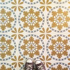 Sorzano Vinyl Floor Tile: £20 per m2